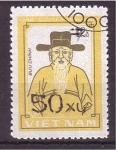 Stamps Vietnam -  personaje