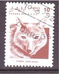 Sellos de Europa - España -  serie- animales africanos