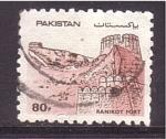 Stamps : Asia : Pakistan :  fuerte ranikot