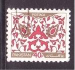 Stamps : Asia : Pakistan :  correo postal