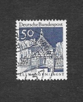 Stamps Germany -  943 - Ciudad