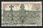 Stamps Spain -  Año Santo Compostelano - Hostal de San Marcos, León