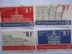 Stamps : America : United_States :  Era del Bicentenario.(Becentennial Era