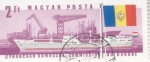 Stamps Hungary -  BARCO MERCANTE