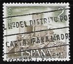 de Europa - España -  Castillos de España - Santa Catalina (Jaen)