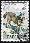 Sellos de Europa - España -  Fauna Hispánica - Lobo