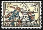 Stamps Europe - Spain -  Navidad 1972