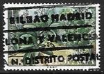 Stamps Spain -  Flora - Barbusano