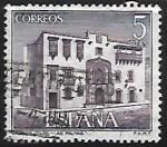 Sellos de Europa - España -  Serie Turística - Casa de Colón (Las Palmas de Gran Canaria)