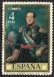 Sellos de Europa - España -  Vicente López Portaña -