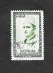 Stamps : Africa : Morocco :  5 - S.M. Mohamed V