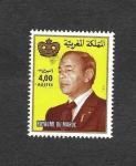 Sellos de Africa - Marruecos -  Rey Hasán II