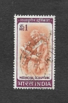 Stamps India -  419 - Escultura Medieval
