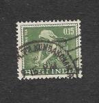 Stamps India -  Recolección de Té