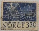 Stamps Norway -  Chansteen 1784-1873
