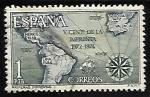 Sellos del Mundo : Europa : España :  V Centenario de la Imprenta -