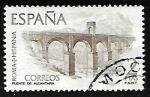 Sellos de Europa - España -  Roma-Hispania - Puente de Alcántara