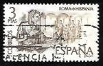 Stamps Spain -  Roma-Hispania - Marco Valerio Marcial