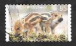 Stamps Germany -  Jabalí