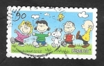 Stamps Europe - Germany -  Snoopy y sus amigos