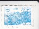 Stamps : Africa : Algeria :  PANORAMICA