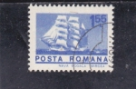 de Europa - Rumania -  VELERO