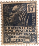 Stamps France -  EXPOSICION COLONIAL INTERNACIONAL DE PARIS 1931