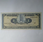monedas del Mundo : America : Nicaragua :  Un cordoba