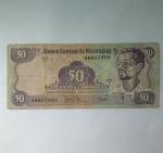 monedas del Mundo : America : Nicaragua :  1979 - 50 cordobas