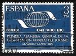 Sellos de Europa - España -  Primera Asamblea General de la Organizacion mundial del Turismo
