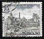 Sellos de Europa - España -  Serie Turística - Iglesia de San Pedro, Tarrasa (Barcelona)