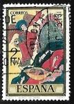 Sellos de Europa - España -  Códices - Burgo de Osma