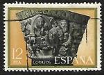 Stamps Spain -  Navidad 1975