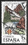 Sellos de Europa - España -  Centenario del Centro Excursionista de Cataluña