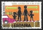 Stamps Spain -  Seguridad Vial - Paso de peatones