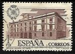 Sellos de Europa - España -  Aduanas - Antigua Aduana de Cádiz