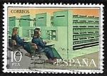 Stamps Spain -  Servicios de Correos - Mecanización postal