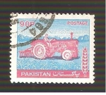 Stamps : Asia : Pakistan :  INTERCAMBIO