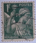 Stamps  -  -  IRIS