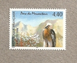 Sellos de Europa - Francia -  Parque del Mercantour