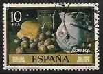 Sellos de Europa - España -  Luis Eugenio Menéndez - Bodegones