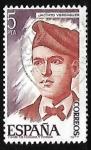 Stamps Spain -  Personajes españoles - Jacinto Verdaguer