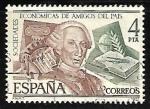 Sellos de Europa - España -  Sociedades Económicas de amigos del pais