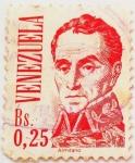 Stamps  -  -  Simón Bolívar