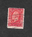 Sellos de America - Canadá -  Jorge V