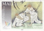 Sellos de Europa - Malta -  DEPORTE