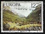 Sellos de Europa - España -  Europa CEPT - Parque Nacional de Ordesa