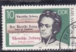Stamps Germany -  KARL MARX