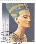 Sellos de Europa - Alemania -  Nefertiti