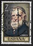 Sellos de Europa - España -  Federico Madrazo -